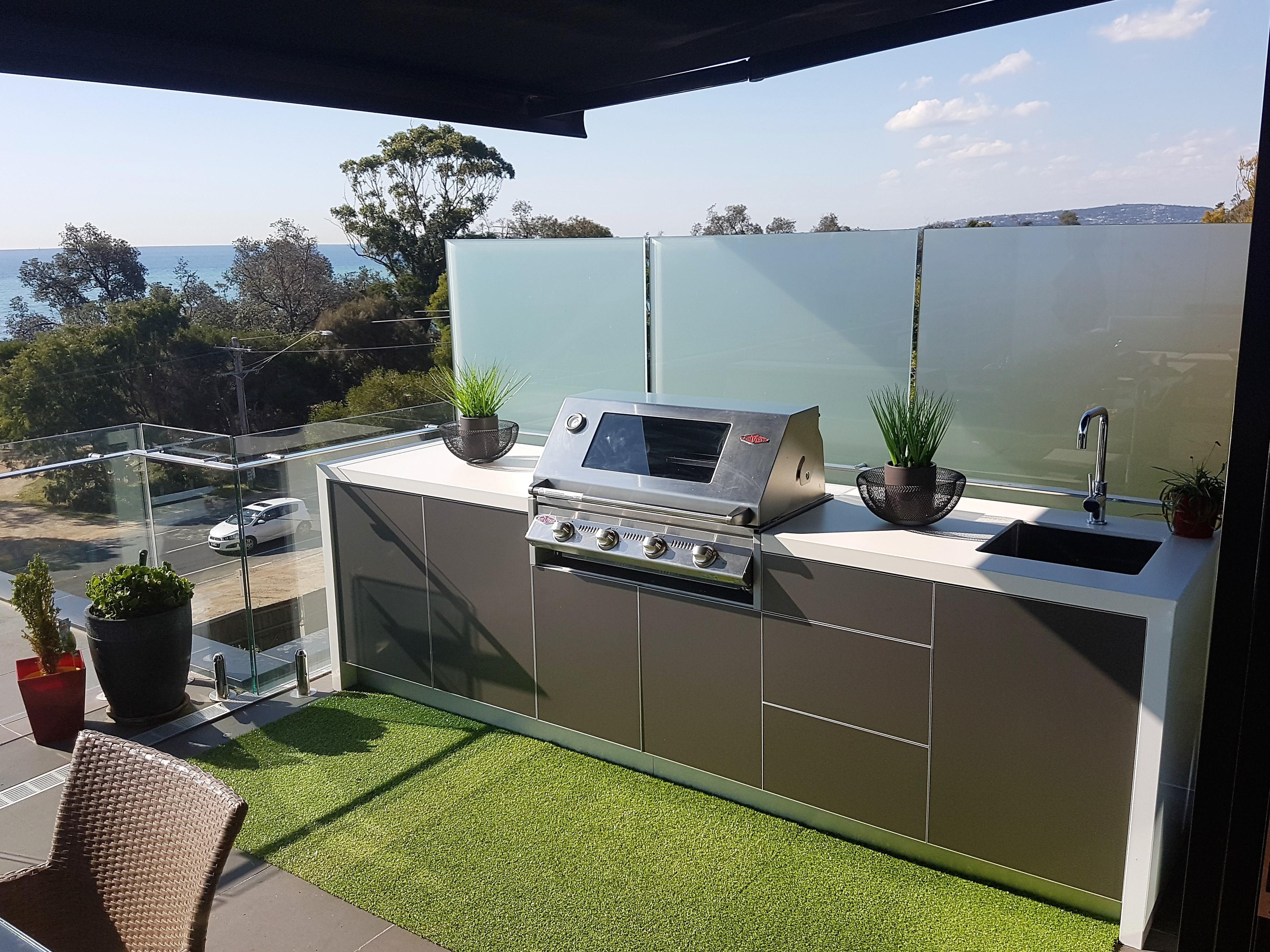 Outdoor Kitchen Mornington Peninsula Melbourne