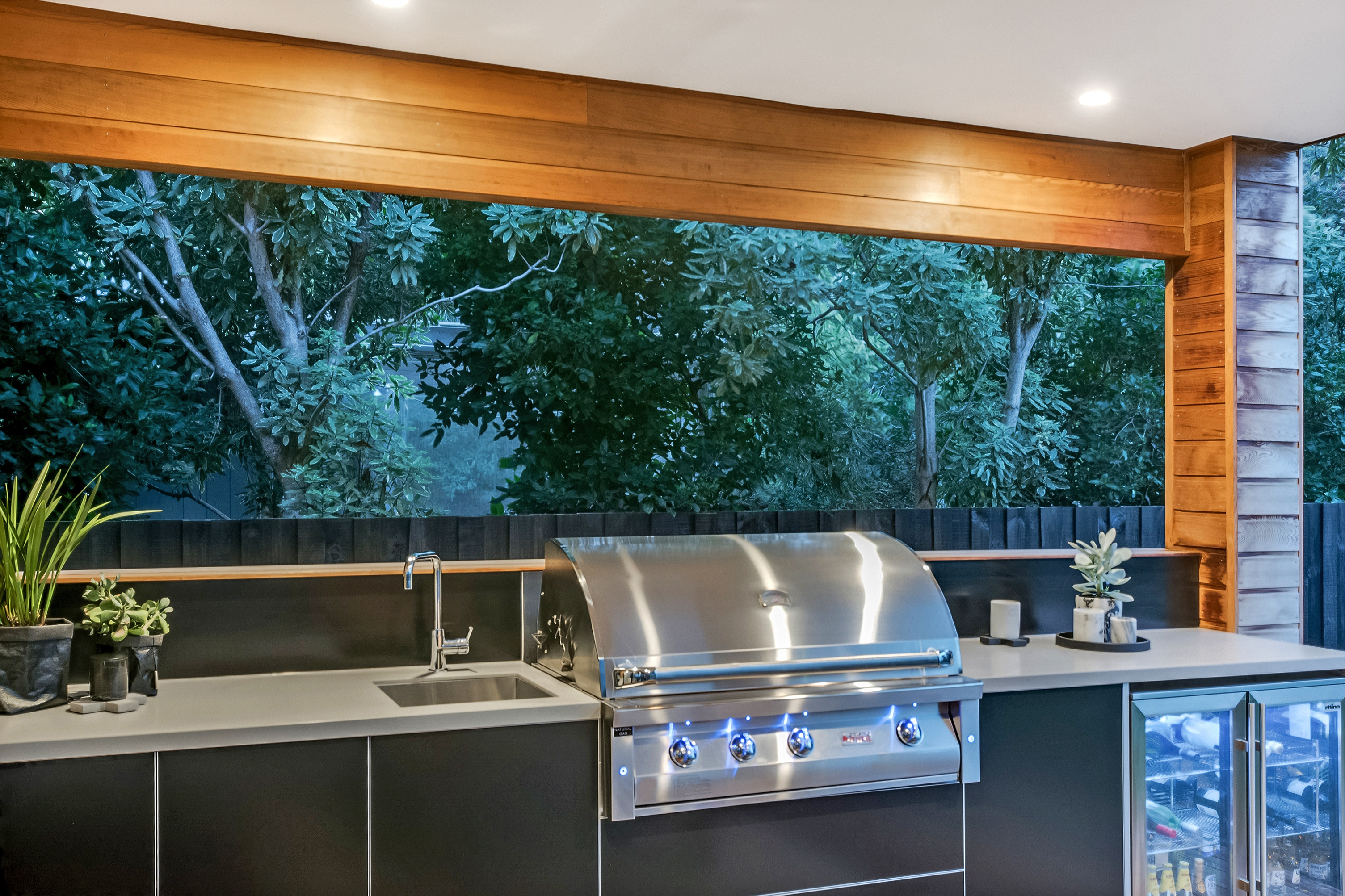 Limetree Alfresco Outdoor Kitchen