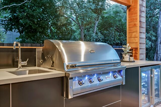 Outdoor kitchens melbourne